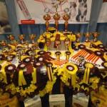 Trofeje pro vítěze
